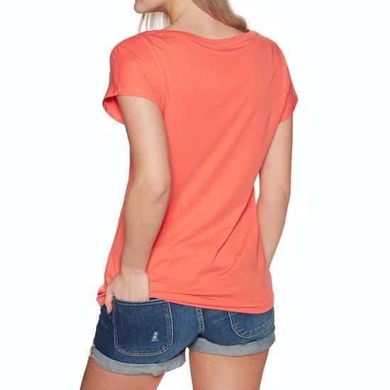 O Neill Essentials Logo Ladies Short Sleeve T-Shirt