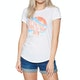 O'Neill Let Me Get Graphic Womens Short Sleeve T-Shirt