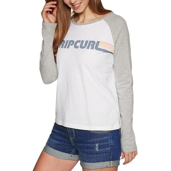 Rip Curl Big Mama Essentials Womens Long Sleeve T-Shirt