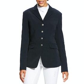 Ariat Palladium Ladies Competition Jackets - Navy