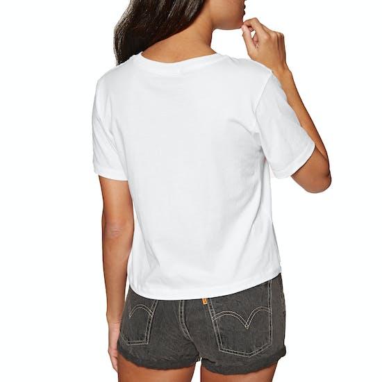 Element Love Hand Crop Ladies Short Sleeve T-Shirt
