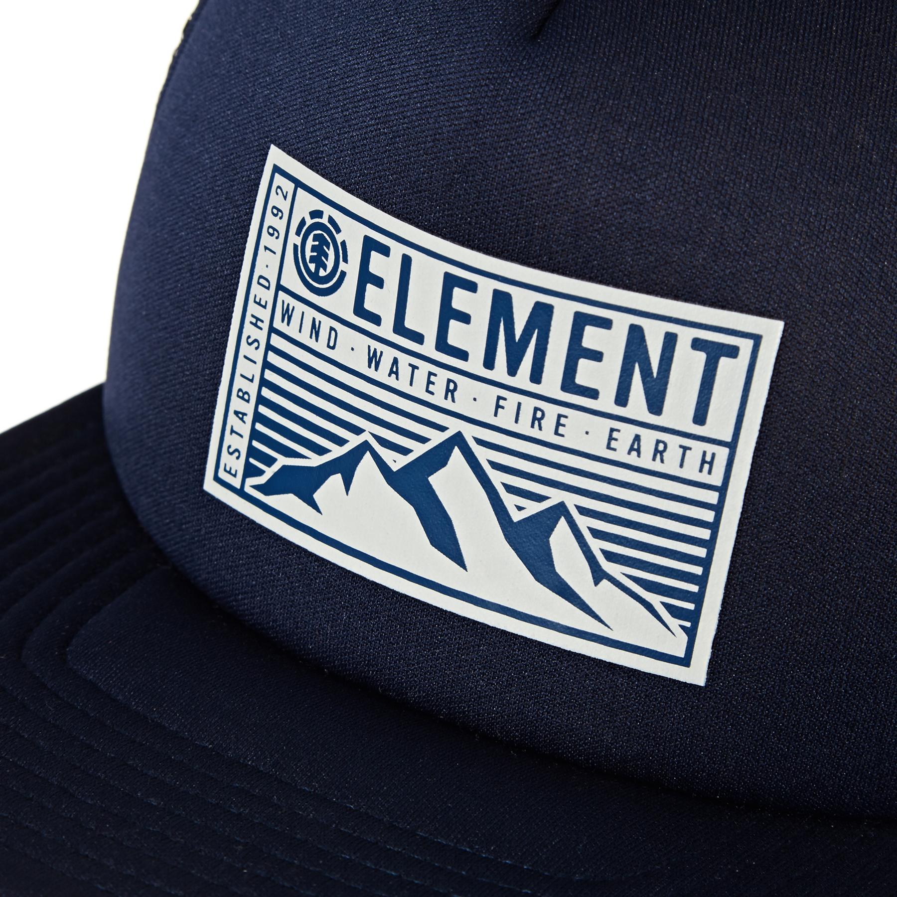 ELEMENT Element Skate Camp Trucker Cap Truckercap Meshcap Basecap Baseballcap