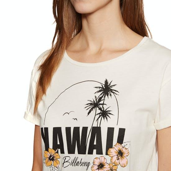 Billabong Remix Womens Short Sleeve T-Shirt