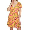 Billabong Skate Day Dress - Golden Glow