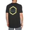 Billabong Access Back Short Sleeve T-Shirt - Black