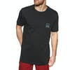 Camiseta de manga corta Billabong Stacked - Black