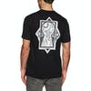 RVCA Tigre Short Sleeve T-Shirt - Black
