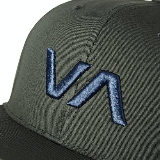 RVCA Va Snapback II Cap