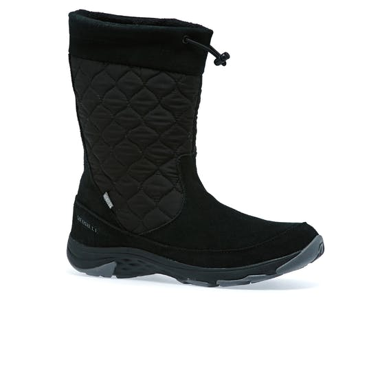 Merrell Approach Pull On LTR WP Womens Boots