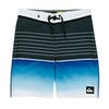Quiksilver Highline Slab 17in Boys Boardshorts - Electric Royal