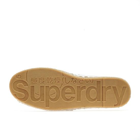 Superdry Erin Elastic Damen Espadrilles