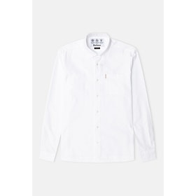 Barbour Made For Japan Sedgewick L S Shirt - White