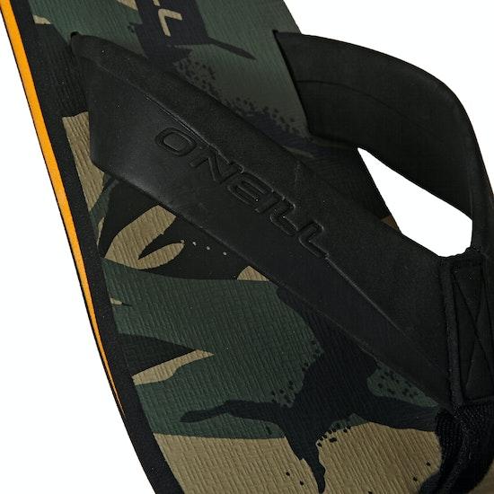 O'Neill Imprint Pattern Sandals