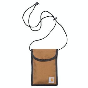 Carhartt Collins Neck Pouch Bag - Hamilton Brown