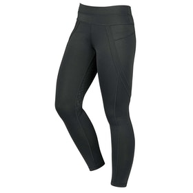Dublin Performance Active Ladies Riding Tights - Black