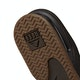 Reef Leather Fanning Flip Flops