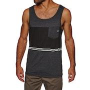 Volcom 3 Quarter Tank Vest