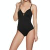 Maillot de Bain Seafolly Quilted - Black