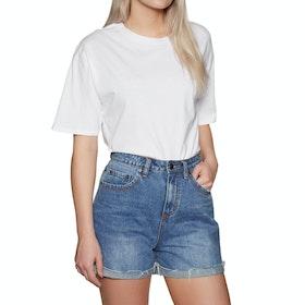 SWELL Swell Daylight Short Sleeve T-Shirt - White