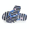 Joules Flip Flops Womens Sandals - Navy Stripe