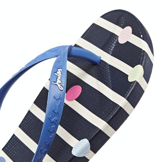 Joules Flip Flops Womens Sandals