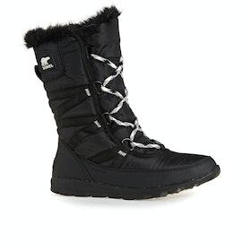 Sorel Whitney Tall Lace II Støvler - Black