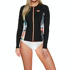 Roxy 1mm POP Surf Front Zip Ladies Wetsuit Jacket