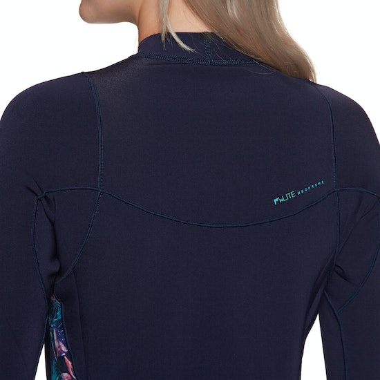Roxy 1m Syncro Long-Sleeve Wetsuit Jacket