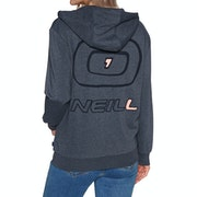 O'Neill Easy Fantastic Ladies Zip Hoody