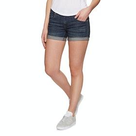 Rip Curl Summer Sway Denim Womens Shorts - Blue