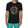 T-Shirt à Manche Courte Rip Curl Neon Donut - Black