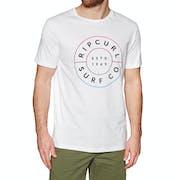 Rip Curl Neon Donut Short Sleeve T-Shirt