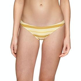 Rhythm Trinidad Beach Bikini Bottoms - Chartreuse