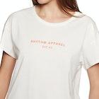 Rhythm Weekend Ladies Short Sleeve T-Shirt