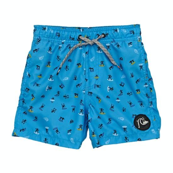 Quiksilver Wardog 12in Boys Swim Shorts