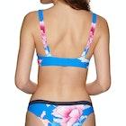 Rip Curl Infusion Flower Halter Bikini Top