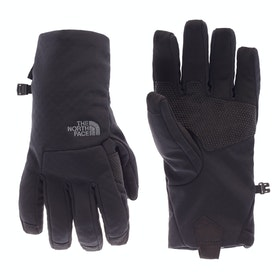 North Face Apex Plus Etip , Handskar - TNF Black