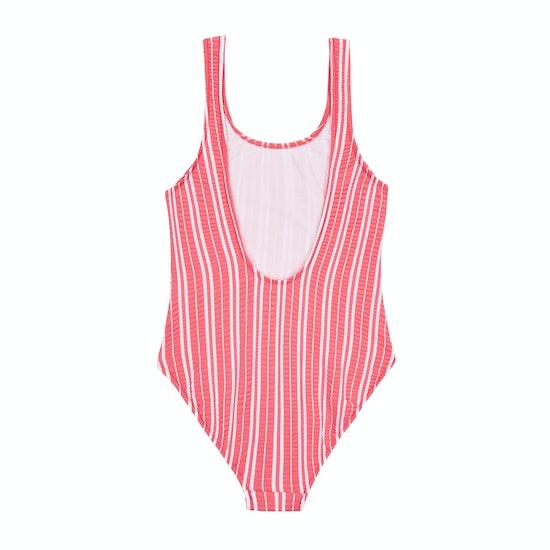 Seafolly 80s Mädchen Badeanzug