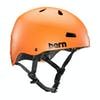 Bern Macon Eps Skateboard-Helm - Matte Orange