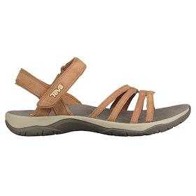 Teva Elzada Lea Sandals - Pecan