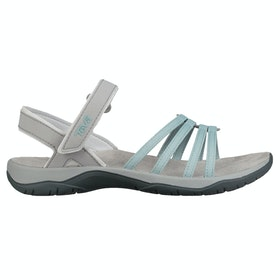 Teva Elzada Sandal Web Ladies Sandals - Gray Mist
