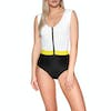 Body Glove Bombshell Holly Womens Swimsuit - Snow