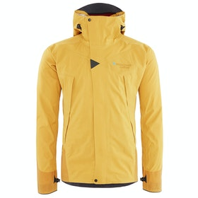 Klattermusen Allgrön 2.0 Waterproof Jacket - Honey