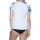 Rip Curl Cloud Break Relaxed Short Sleeve Womens Rash Vest