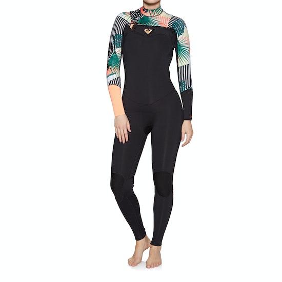 Roxy 3/2mm POP Surf Chest Zip Womens Wetsuit