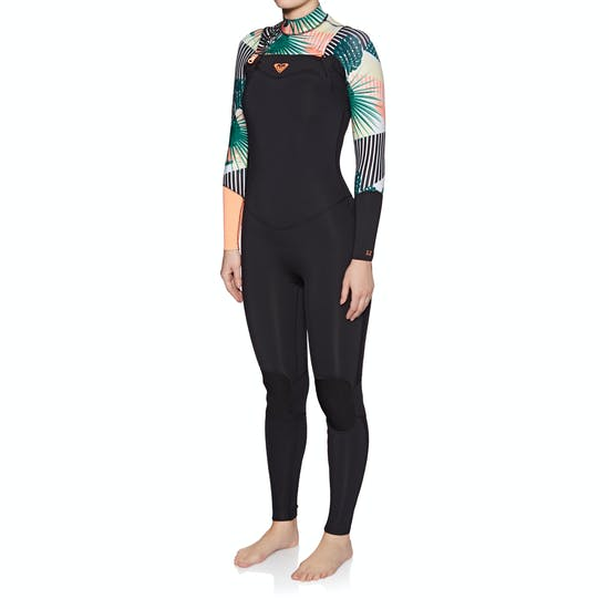 Roxy 3/2mm POP Surf Chest Zip Womens Wetsuit