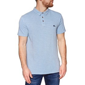 Chemise Polo Quiksilver Everyday Sun - Orange Blue