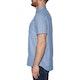 Quiksilver Waterfalls Short Sleeve Shirt