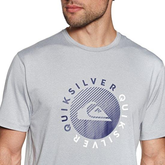 Quiksilver Razors SS UPF 50 Surf T-Shirt