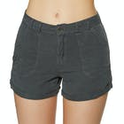 O Neill 5 Pocket Drapey Ladies Shorts